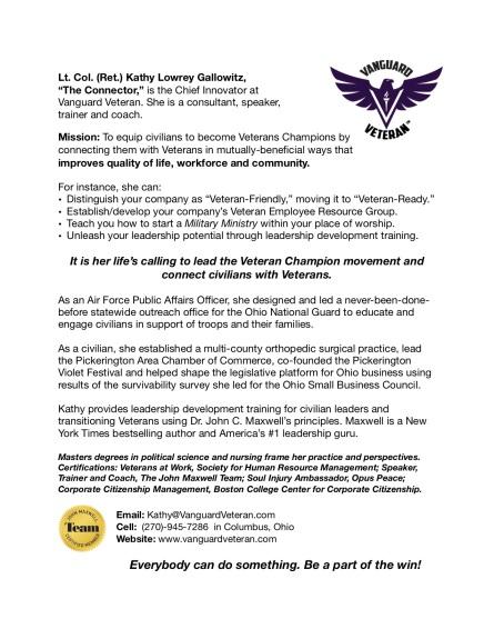 Who we are – Vanguard Veteran