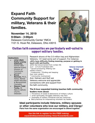 Faith community support_14Nov19_Delaware County